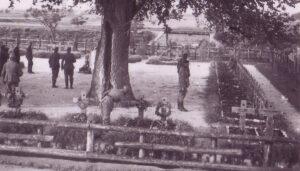 Γερμανικό νεκροταφείο στο Μαρίνο Πόλε