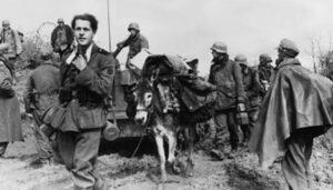 Γερμανοί στα ελληνοβουλγαρικά σύνορα