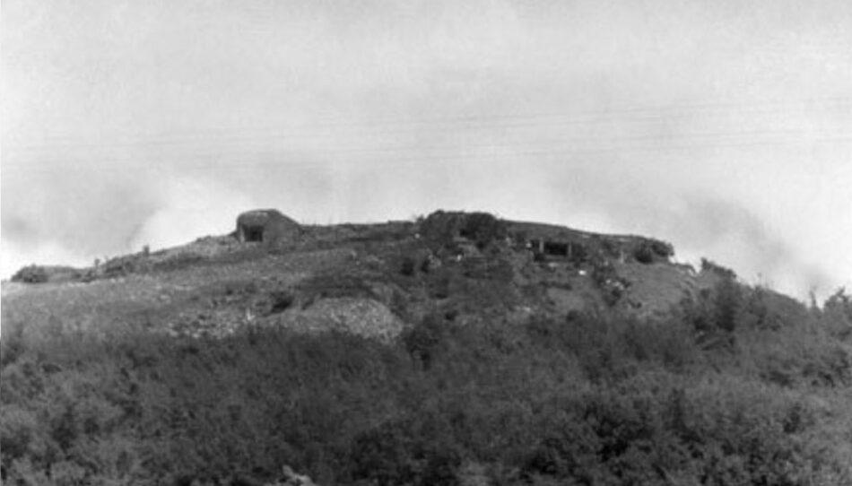 Οχυρό Ουσίτα - Ρούπελ